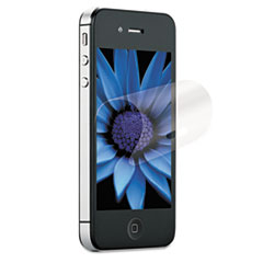 Natural View Screen Protection Film, Pre-Sized for iPhone 4/4s