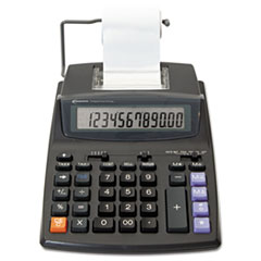 16015 Two-Color Roller Printing Calculator, Black/Red Print, 2.3 Lines/Sec