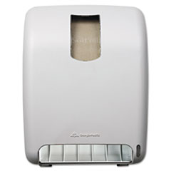 "Georgia-Pacific Towel Dispenser, 9 3/4""x16""x12"", White at Sears.com"
