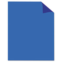Two Cool Poster Board, 22 x 28, Light Blue/Blue, 25 per Pack