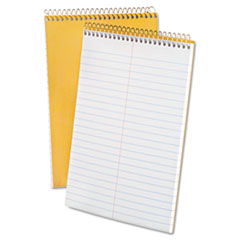 Spiral Steno Book, Gregg, 6 x 9, 15 lb, White, 70 Sheets TOP25472