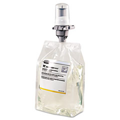 Enriched Foam Alcohol-Free E3 Hand Sanitizer Refill, 1300mL, Clear, 3/Carton RCP3486579