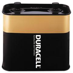 Alkaline Lantern Battery, 6 Volt, Screw-Top, 1/EA