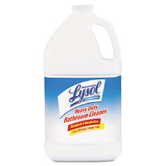 Disinfectant Heavy-Duty Bath Cleaner, Lime, 1gal