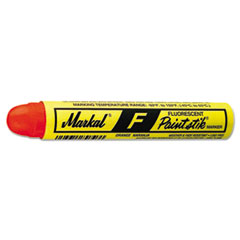 Paintstik F Marker, Fluorescent Orange