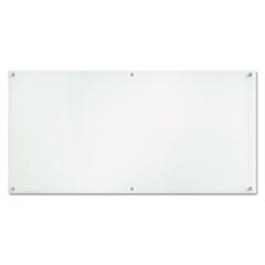 MOT Glass Dry Erase Board, 72 x 36, Unframed