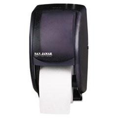 San Jamar Duett Standard Bath Tissue Dispenser, 2 Roll, 7-1/2w x 7d x 12-3/4h, B at Sears.com
