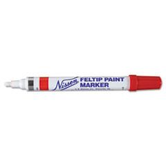Feltip Paint Marker, Red