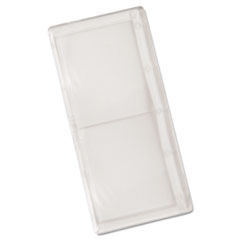 """Magnifier Lens, 2"""" x 4 1/4"""", Polycarbonate, 2.25 Diopter"""