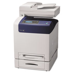 WorkCentre 6505/DN Multifunction Color Laser Printer, Copy/Fax/Print/Scan
