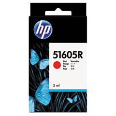 HP 550, (51605R) Red Original Ink Cartridge