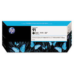 HP 91 (C9464A) Matte Black Original Ink Cartridge