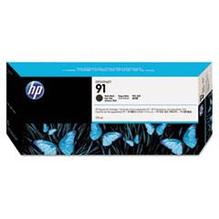 HP 91 (C9464A) Matte Black Original Ink Cartridge