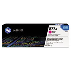 HP 822A, (C8553A) Magenta Original LaserJet Toner Cartridge
