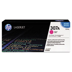 HP 307A, (CE743A) Magenta Original LaserJet Toner Cartridge