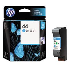 HP 44, (51644C) Cyan Original Ink Cartridge