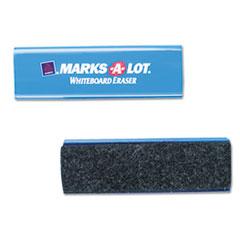 Dry Erase Eraser, Felt, 6 1/4w x 1 7/8d x 1 1/4h