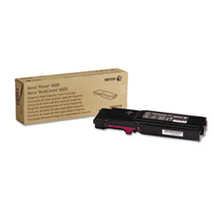 106R02226 High Capacity Toner, 6000 Page-Yield, Magenta