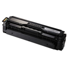 CLTK504S Toner, 2500 Page-Yield, Black