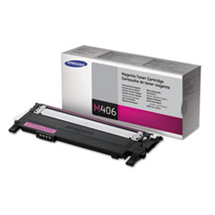 CLTM406S Toner, 1000 Page-Yield, Magenta