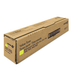 6R1514 Toner, 15,000 Page-Yield, Yellow
