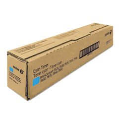 6R1516 Toner, 15,000 Page-Yield, Cyan