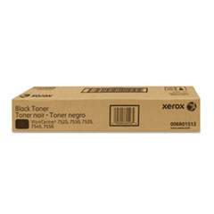 6R1513 Toner, 26,000 Page-Yield, Black
