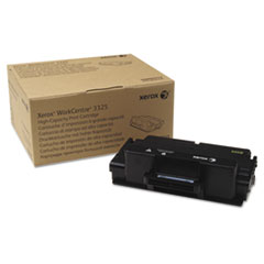 106R02313 High-Capacity Toner, 11000 Page-Yield, Black