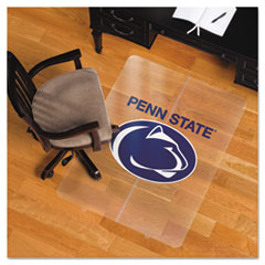 Collegiate Chair Mat for Hard Floors, 36 x 48, Penn State Nittany Lions
