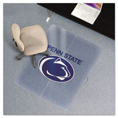 Collegiate Chair Mat for Low Pile Carpet, 36 x 48, Penn State Nittany Lions ESR509310