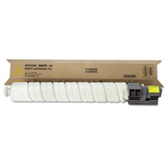 841285 Toner, 17,000 Page-Yield, Yellow