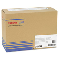 841087 Toner, 18000 Page-Yield, Yellow
