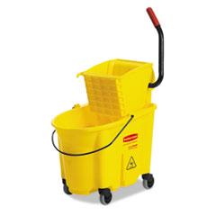Rubbermaid® Commercial WaveBrake® Bucket/Wringer Combos