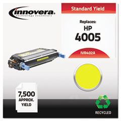 Remanufactured CB402A (642A) Laser Toner, 7500 Yield, Yellow
