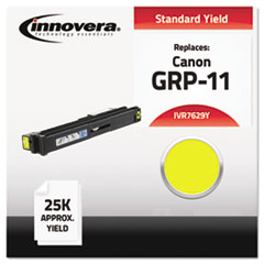 Remanufactured GPR-11Y (GPR11) Toner, 25000 Yield, Yellow