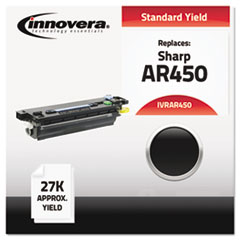 Compatible with AR450NT Laser Toner, 27000 Yield, Black