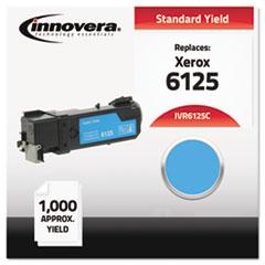 Compatible 106R01331 (6125) Toner, Cyan