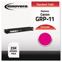 Remanufactured 7627A001AA (GPR-11) Toner, Magenta - Compatible