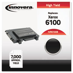 6100B Remanufactured, 106R00684 (Phaser 6100) Toner, 7000 Yield, Black