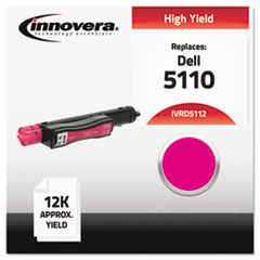 Compatible with 310-7893 (5110) Toner, 12000 Yield, Magenta