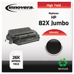 Remanufactured C4182X(J) (82X Jumbo) Laser Toner, 26000 Yield, Black