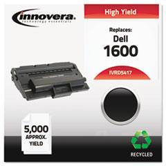 Remanufactured 310-5416 (1600) Toner, 5000 Yield, Black