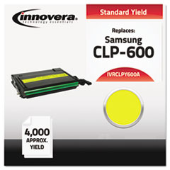 Compatible CLP-600 Toner, Yellow