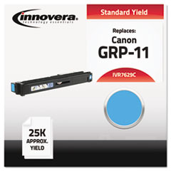 Remanufactured GPR-11C (GPR11) Toner, 25000 Yield, Cyan