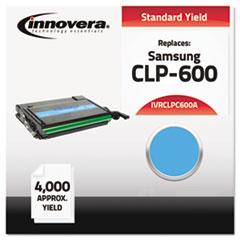Compatible CLP-C600A Toner, Cyan