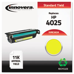 Remanufactured CE262A (648A) Toner, Yellow
