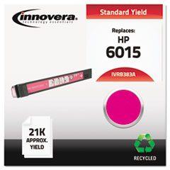 Remanufactured CB383A (824A)  Toner, 21000 Yield, Magenta