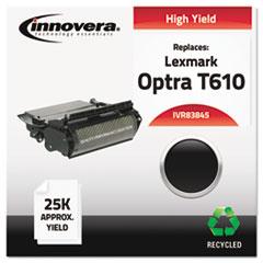 Remanufactured 12A5745 (T610) Toner, Black - Compatible