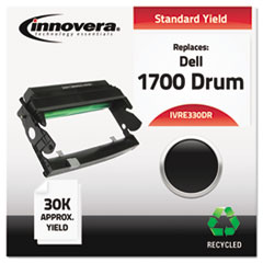 Remanufactured 310-5404 (E330) Drum, 30000 Page-Yield, Black