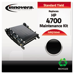 Remanufactured Q7504A (4700) Transfer Kit, 100000 Page-Yield